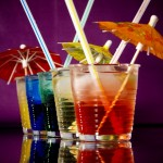 Straws, Stir Sticks, and Other Bar Counter Top Disposables