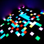 LED Panel Disco Dance Floor