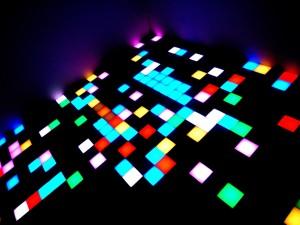 LED Panel Disco Dance Floor