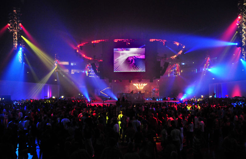 Lighting software for your bar or nightclub - Licht nightclub ...