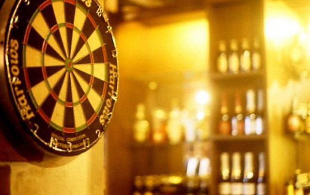 The Best Bar Games