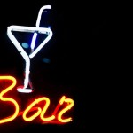 Bar Sign photo courtesy of Petr Kratochvil via WikiCommons